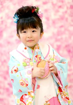 3歳のゆうみちゃん、最後まで良くがんばりました!!