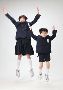 姉弟でジャンプ!!!