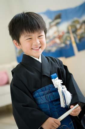 この笑顔が可愛いです。