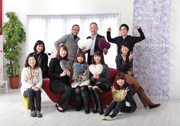 吉田写真館のみなさん、ありがとうございました。