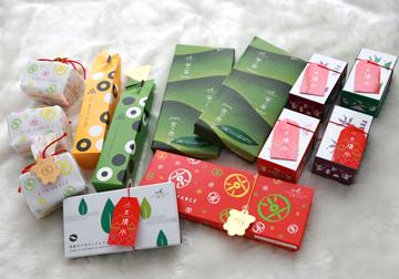 京都のお土産〜マールブランシェ〜