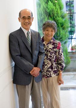 ご夫婦の重みのある歴史と深い絆を感じました。なんかいい感じです。