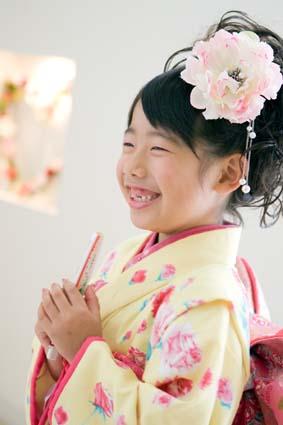 この笑顔、可愛いですよね〜