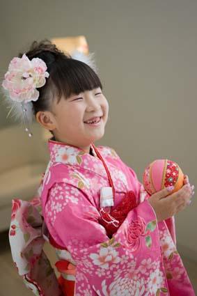 わかなちゃんの笑顔。とってもカワイイですね(^○^)