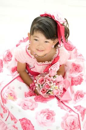 SeikoMatsudaのドレスがとっても似合って可愛いです