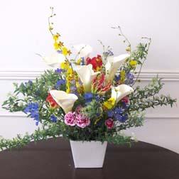 これが戴いた花束です。ステキですよね〜